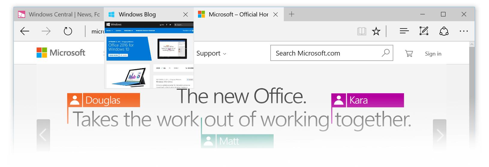 Сборка 10565 для ПК доступна инсайдерам Windows - 2