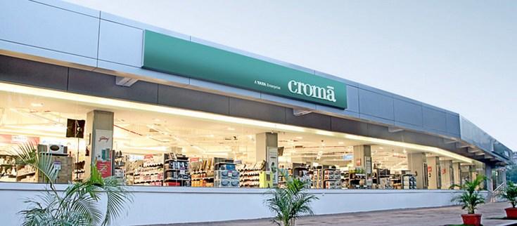 Croma откроет в Индии аналог фирменных магазинов Apple