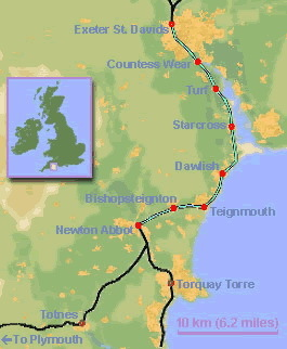 Южнодевонширская пневматическая дорога - 5