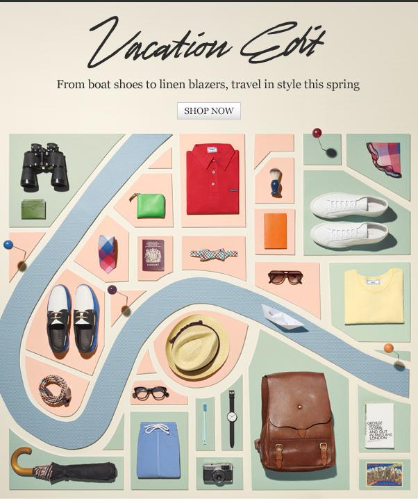 50 лучших дизайнов рассылок (и как самому делать так же круто) (Часть 4) - 7