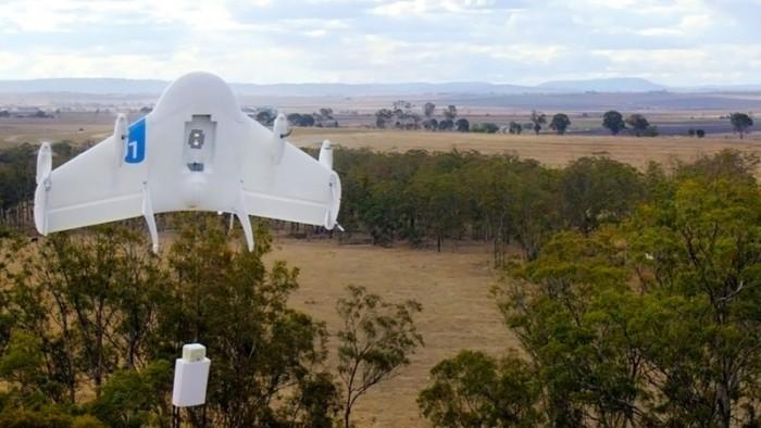 Google испытает два беспилотника в США - 1