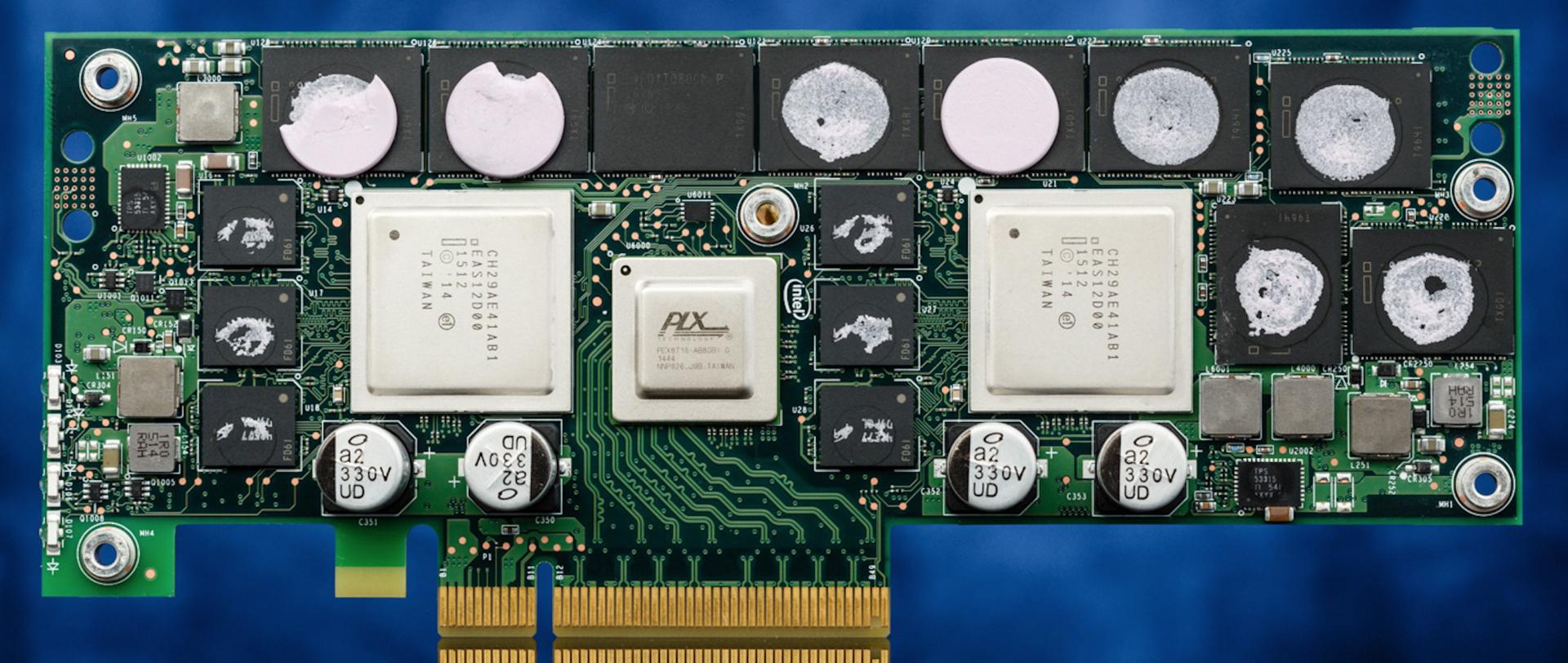 Intel представил самый быстрый SSD-накопитель - 2