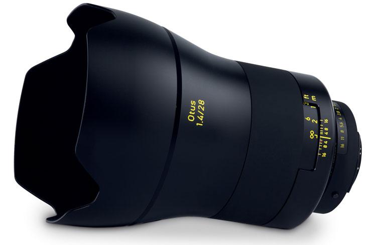 Полнокадровый объектив Zeiss Otus 1.4/28 будет выпускаться в вариантах для камер Canon и Nikon