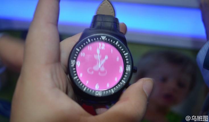Первые умные часы Meizu будут выделяться крупными габаритами