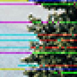 Глюки PNG как искусство - 8