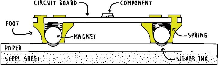 Обзор Circuit Scribe: рисуем электронные схемы без проводов и макетных плат - 12