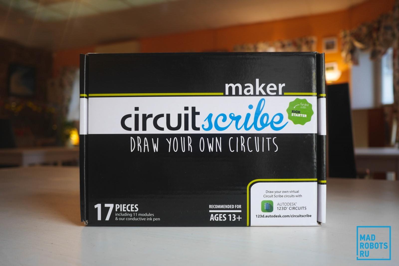 Обзор Circuit Scribe: рисуем электронные схемы без проводов и макетных плат - 2