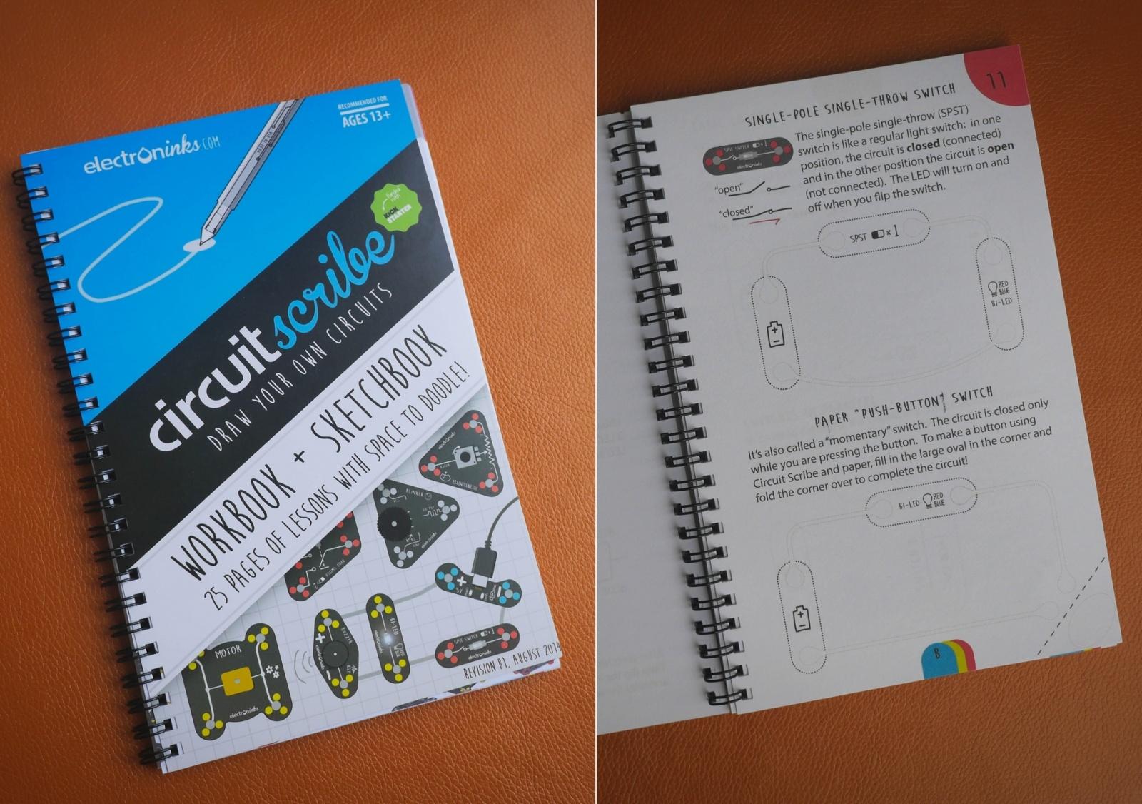 Обзор Circuit Scribe: рисуем электронные схемы без проводов и макетных плат - 8