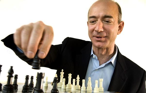 Основатель Amazon Джефф Безос уже не лучший руководитель. Рейтинг Harvard Business Review - 1