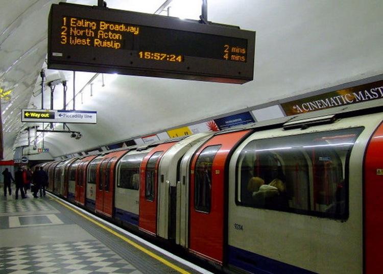 Технология «Инвертор» позволит эффективно использовать энергию торможения поездов Лондонского метрополитена - 4
