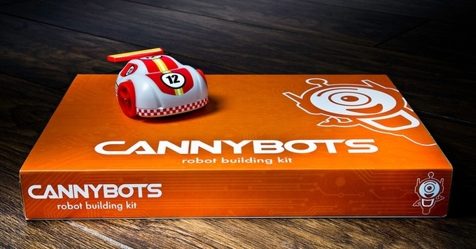 Cannybots: роботы, которые научат детей программировать - 5