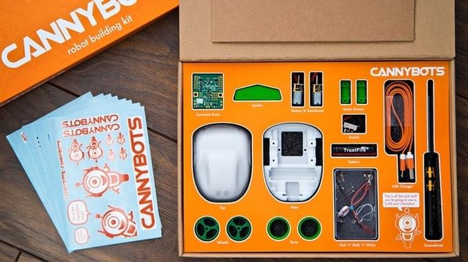 Cannybots: роботы, которые научат детей программировать - 1