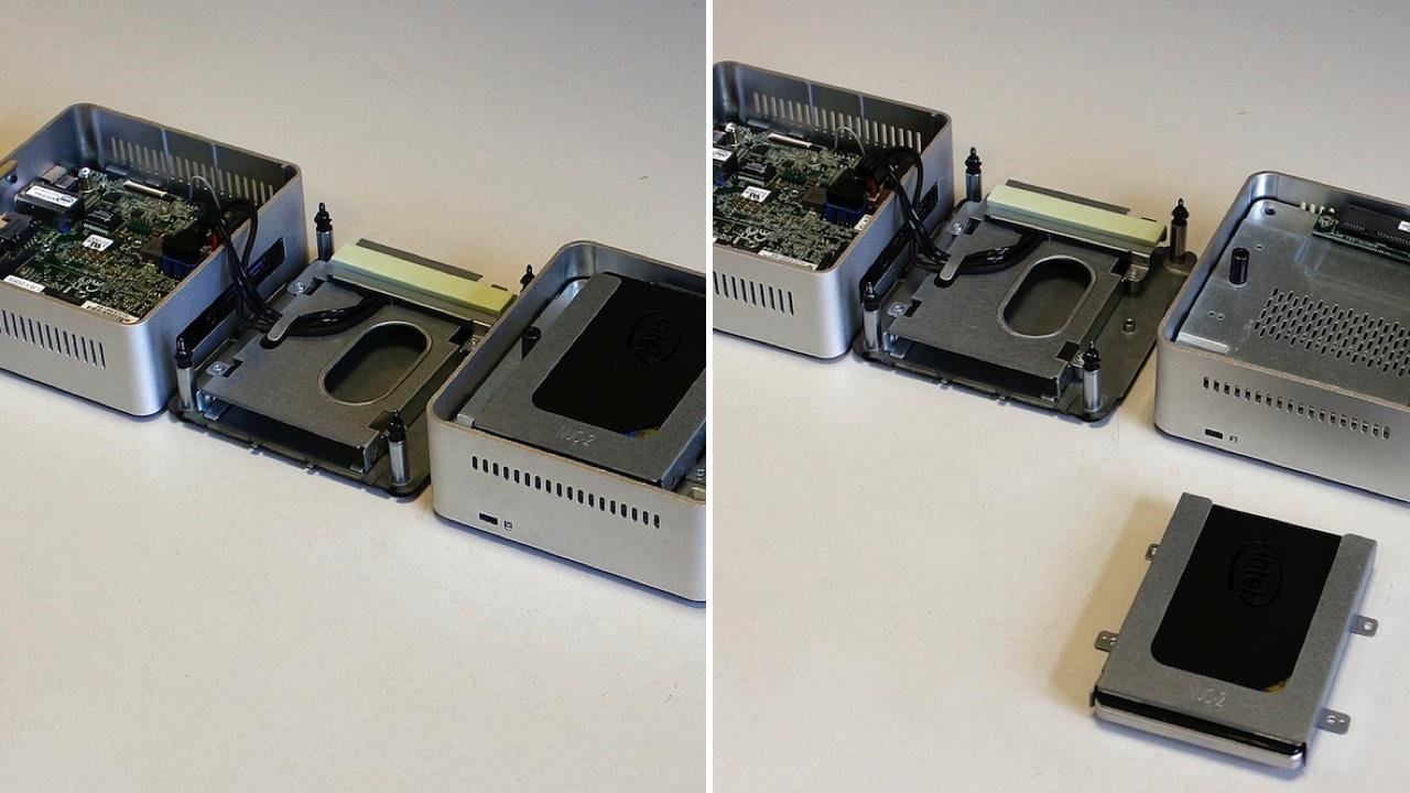 Что в коробке? Обзор новой версии мини-компьютера Intel NUC - 14