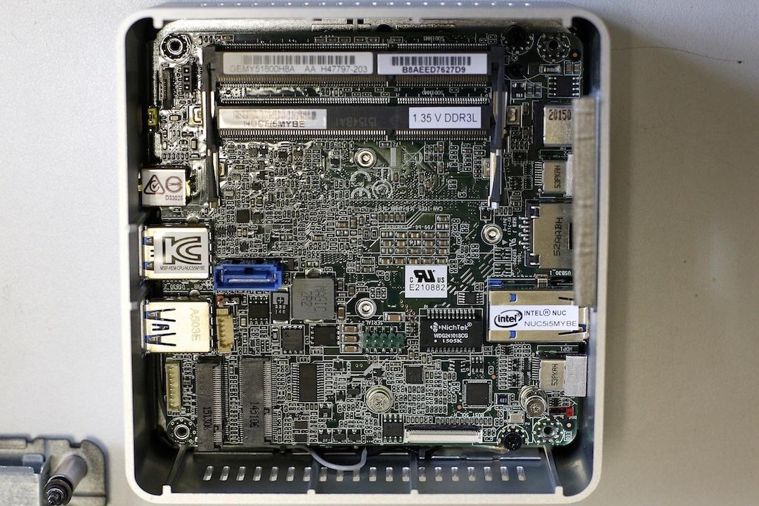 Что в коробке? Обзор новой версии мини-компьютера Intel NUC - 15