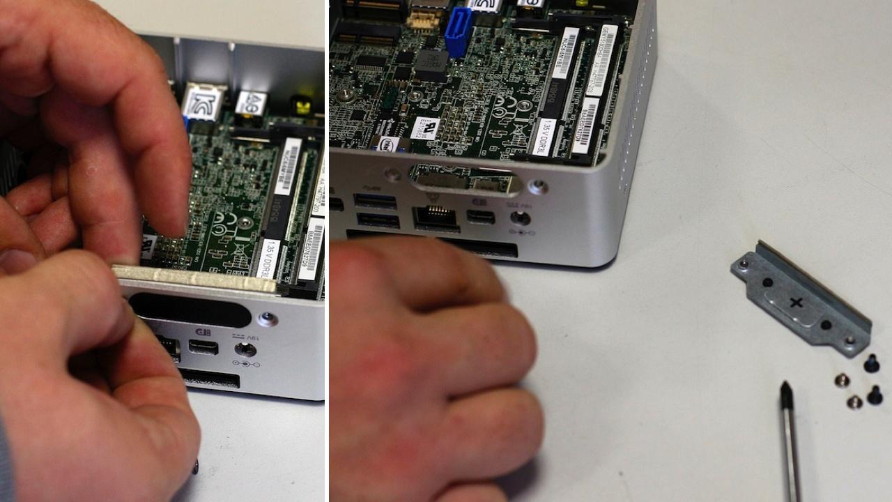 Что в коробке? Обзор новой версии мини-компьютера Intel NUC - 17