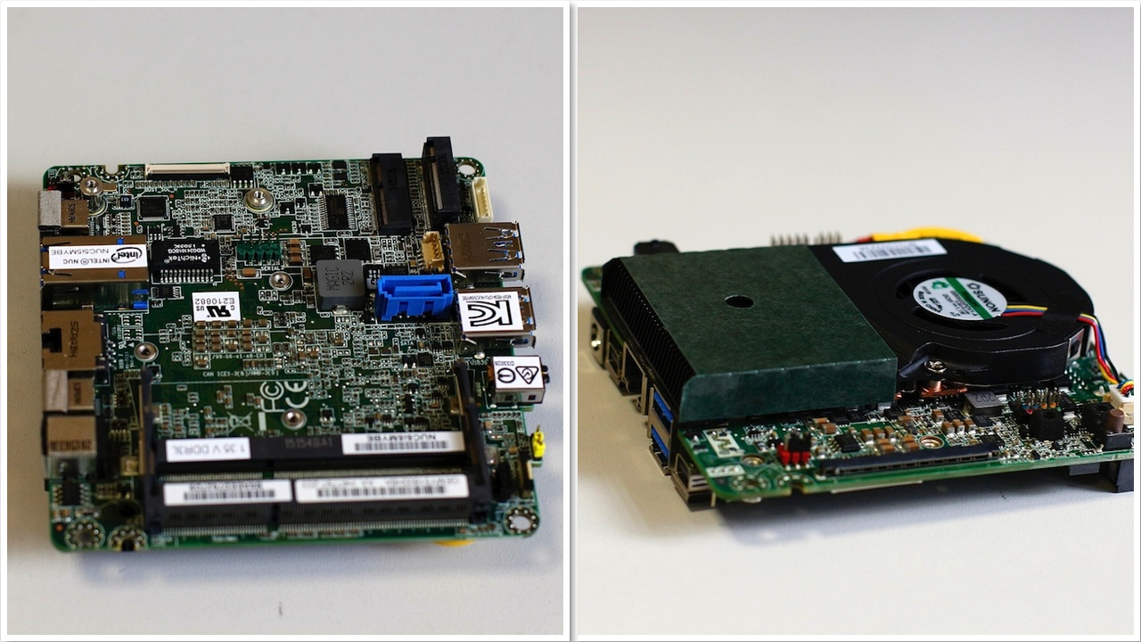 Что в коробке? Обзор новой версии мини-компьютера Intel NUC - 19