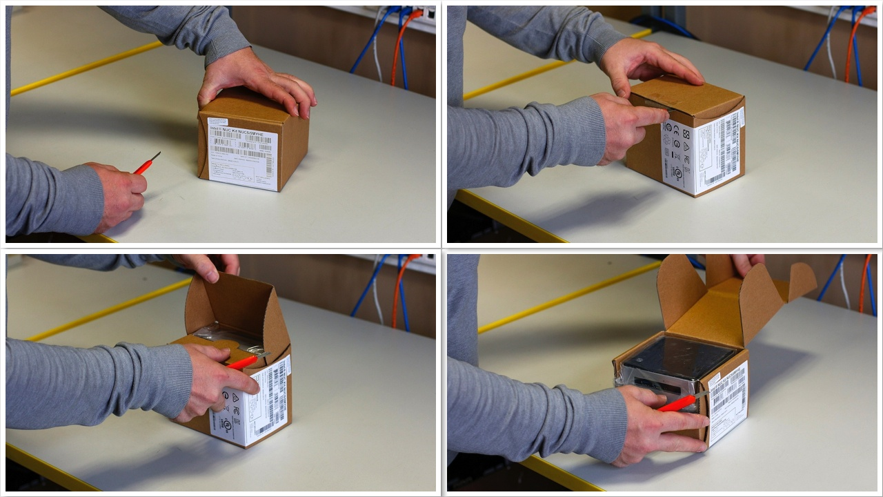 Что в коробке? Обзор новой версии мини-компьютера Intel NUC - 2