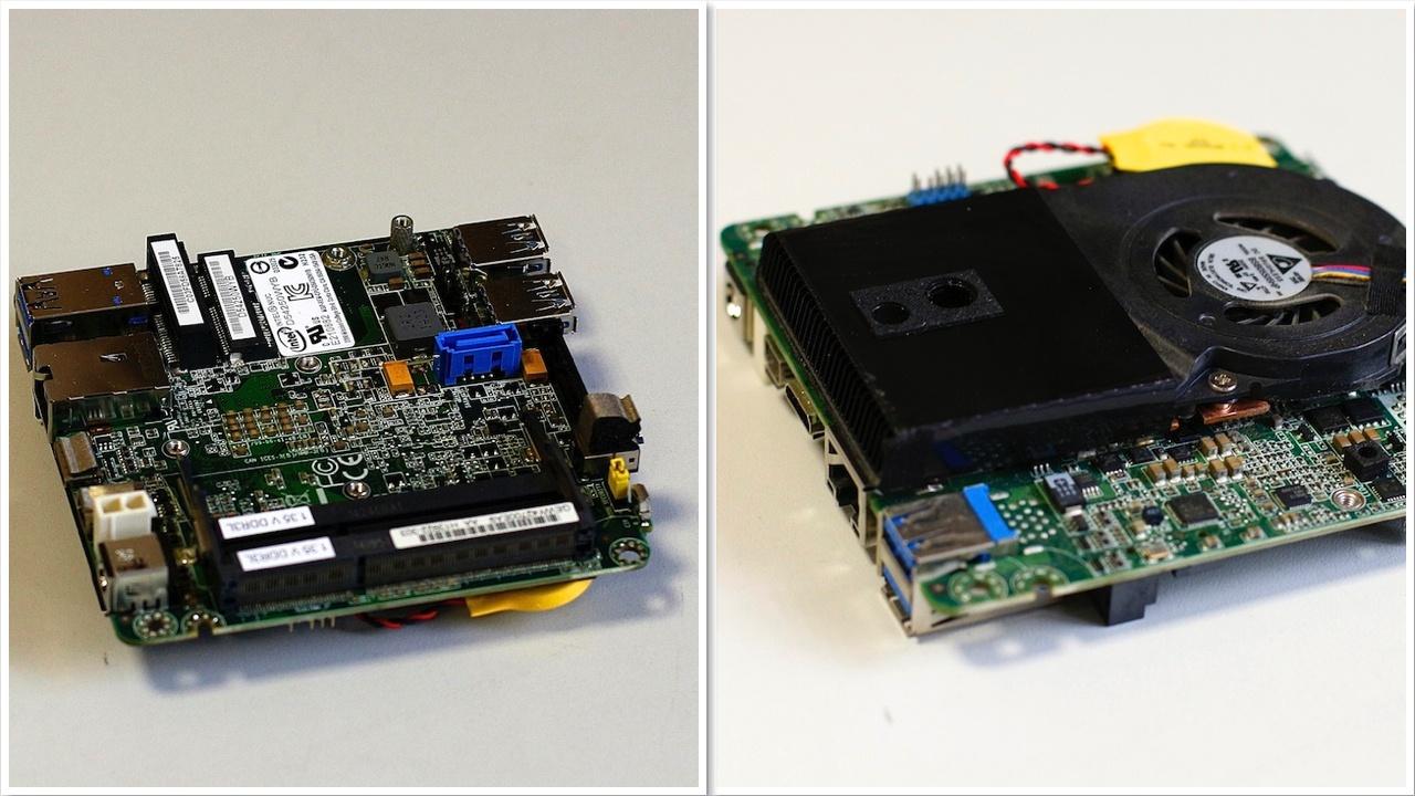 Что в коробке? Обзор новой версии мини-компьютера Intel NUC - 20