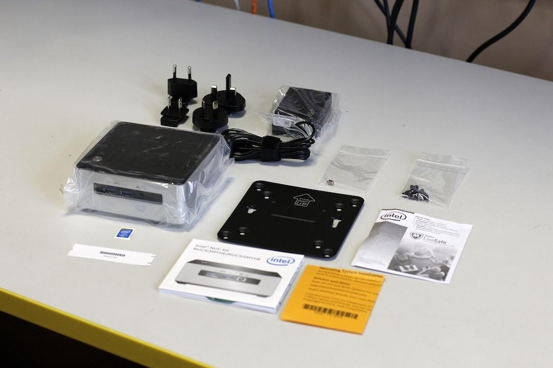 Что в коробке? Обзор новой версии мини-компьютера Intel NUC - 3