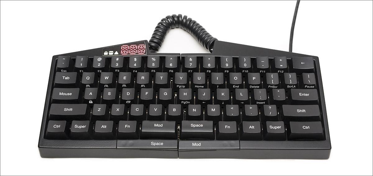 Клавиатура для профессионалов: всё об UHK по-русски - 8
