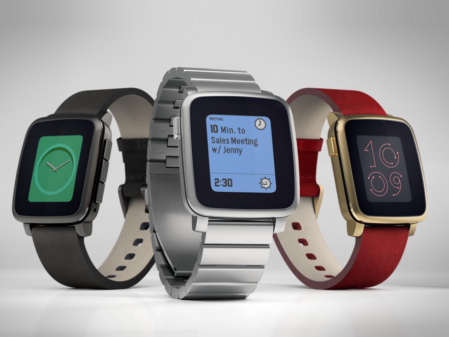 Вспоминаем и наблюдаем: подборка умных часов не на Android Wear - 6