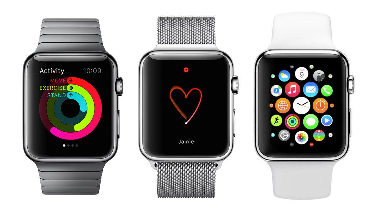 Вспоминаем и наблюдаем: подборка умных часов не на Android Wear - 8