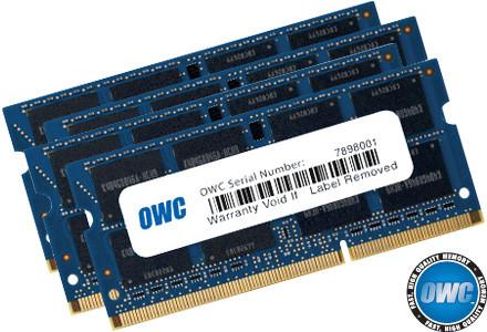 Набор из четырех модулей DDR3-1867 суммарным объемом 32 ГБ стоит $264