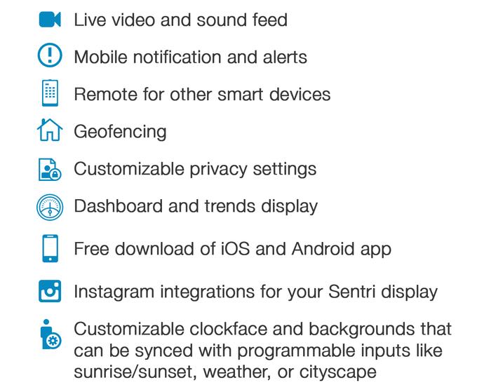 Sentri — универсальная система безопасности, которая может все - 9