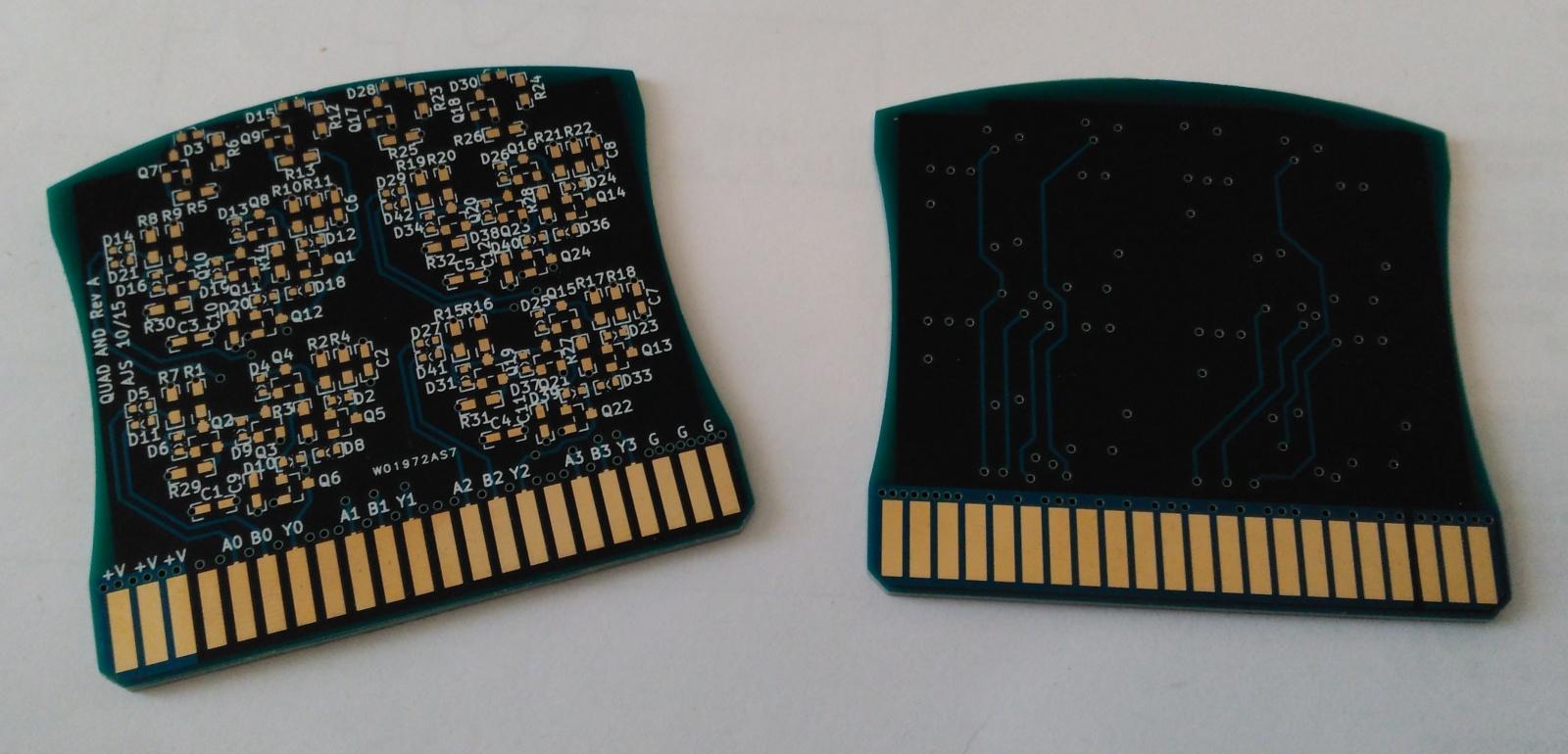 T1 — дискретный 8-битный DIY компьютер - 3
