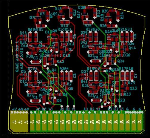 T1 — дискретный 8-битный DIY компьютер - 6