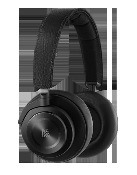 Beoplay H7 доступна в двух цветах: черном и бежевом