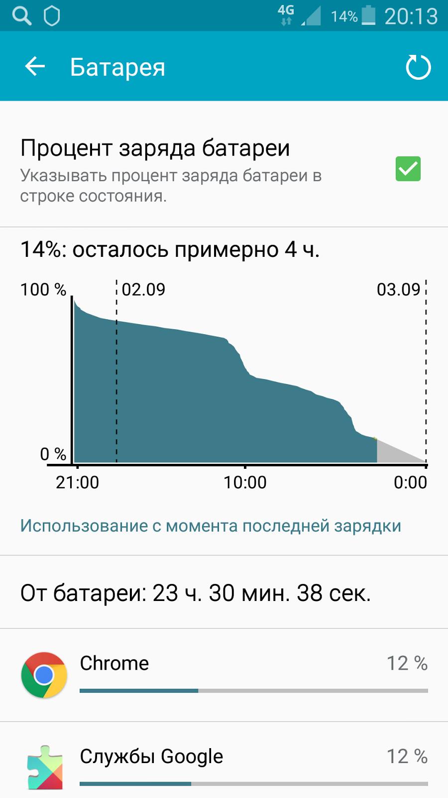 Обзор аккумулятора повышенной ёмкости для Samsung Galaxy S5 - 13