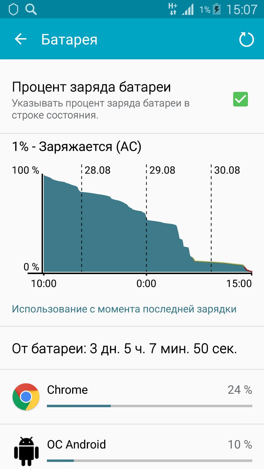 Обзор аккумулятора повышенной ёмкости для Samsung Galaxy S5 - 14