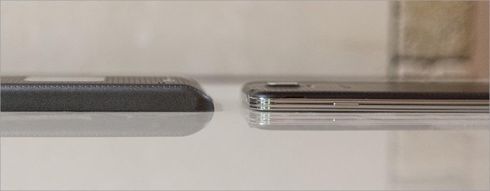 Обзор аккумулятора повышенной ёмкости для Samsung Galaxy S5 - 6