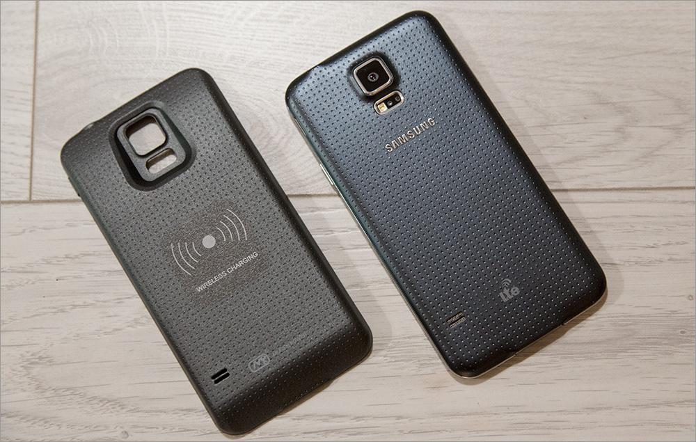 Обзор аккумулятора повышенной ёмкости для Samsung Galaxy S5 - 7