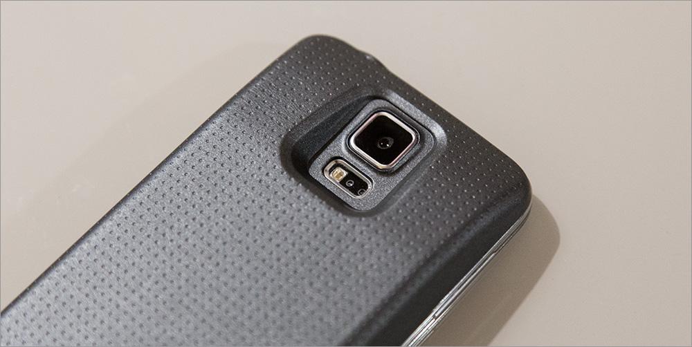 Обзор аккумулятора повышенной ёмкости для Samsung Galaxy S5 - 8
