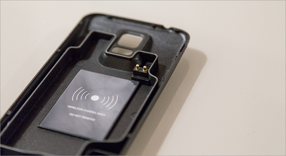 Обзор аккумулятора повышенной ёмкости для Samsung Galaxy S5 - 9