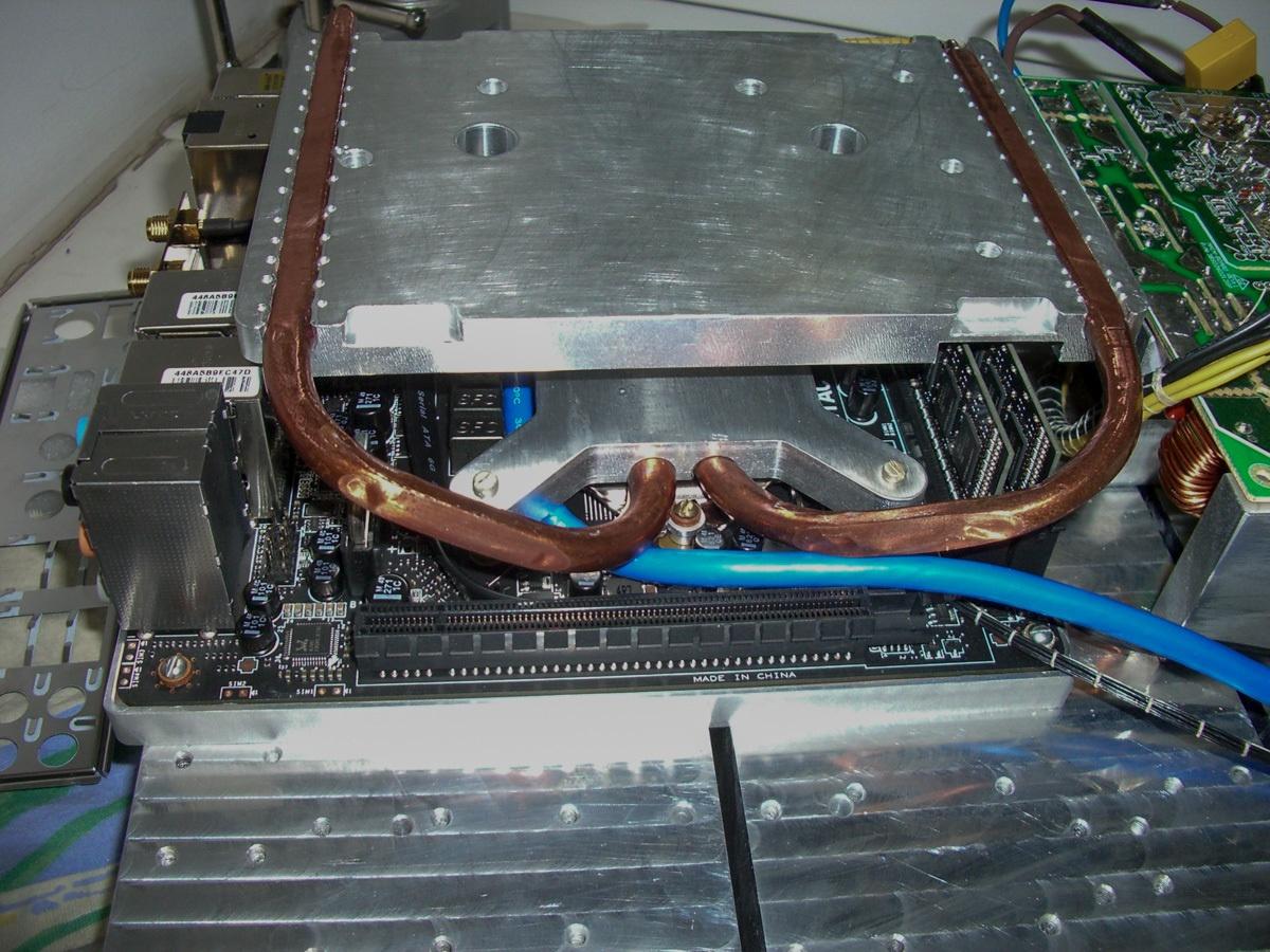 Сложный путь к бесшумному компьютеру - 10