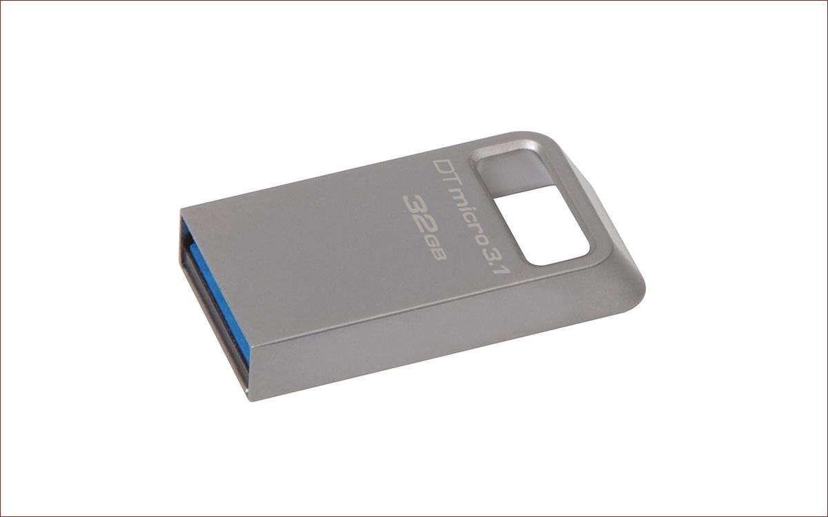 [Тестирование] USB накопитель Kingston DataTraveler micro 3.1 емкостью 32 гигабайта - 2