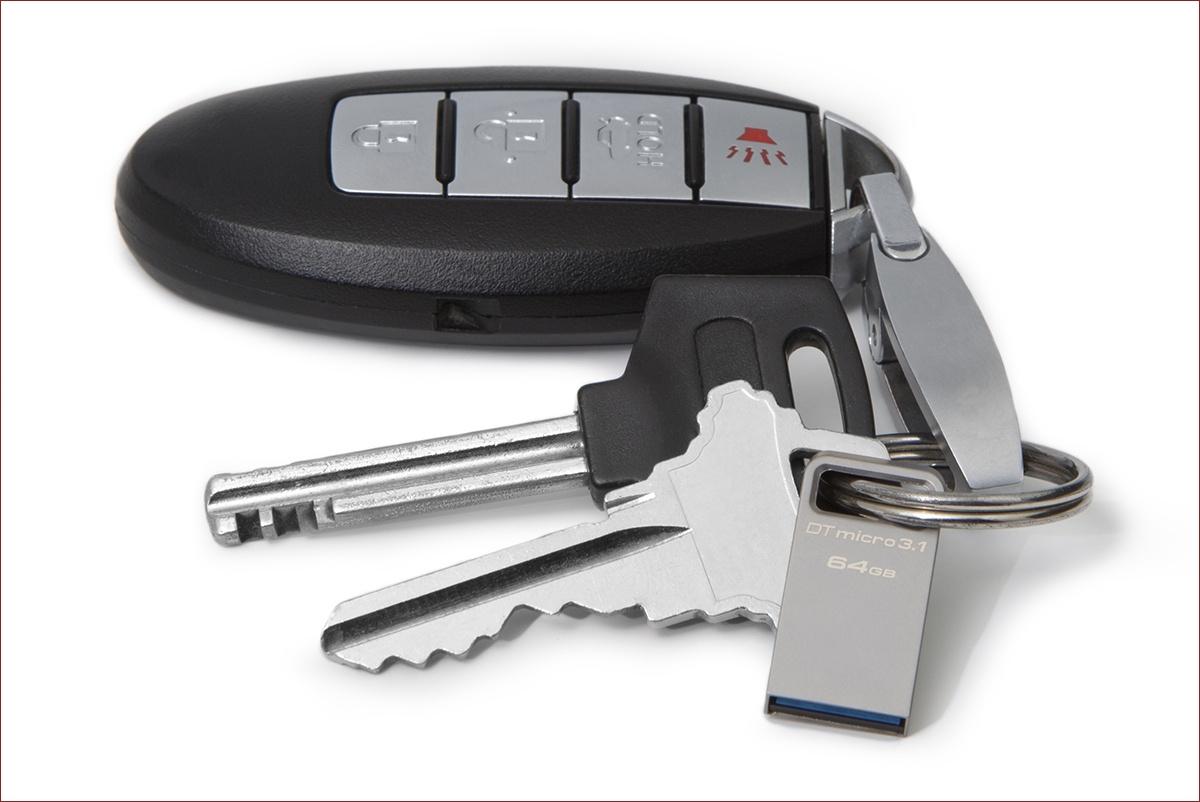 [Тестирование] USB накопитель Kingston DataTraveler micro 3.1 емкостью 32 гигабайта - 4