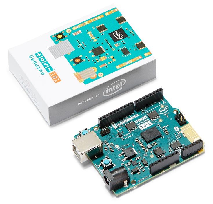 Intel и Arduino ориентируются на студентов и технических энтузиастов