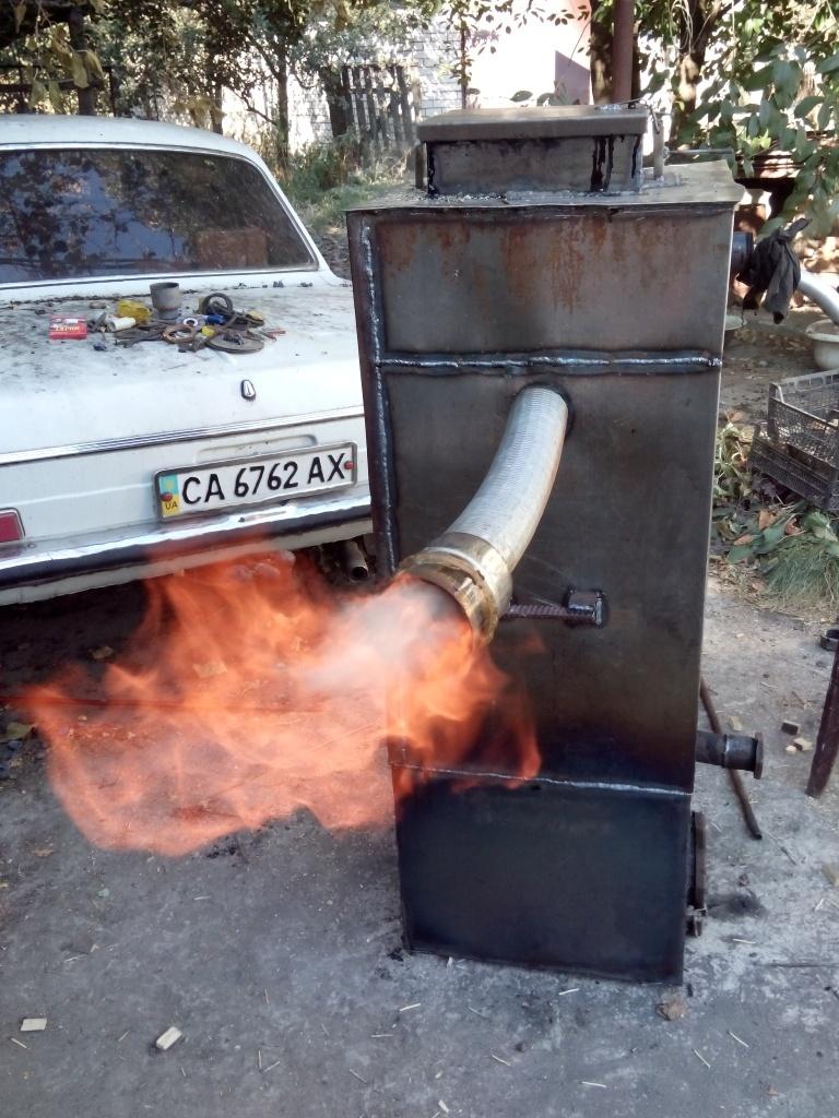 Газ из дров: замена газа в котле + электричество. 1кг=2.2м3 газа или 1кг=1кВт*час при получении электроэнергии - 2