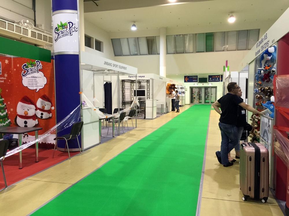 Как мы участвовали в крупнейшей выставке всего за 36 500 руб - 9