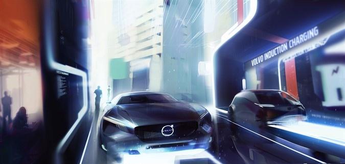 Представлена «стратегия электрификации» Volvo
