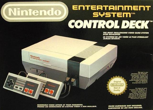 30 лет Nintendo NES - 2