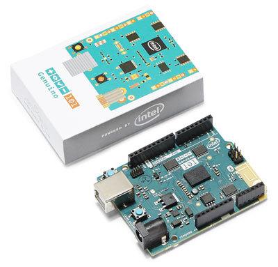 Arduino + Curie=Genuino 101 - 1
