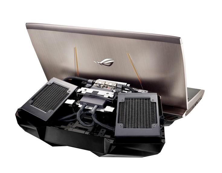 Ноутбук Asus ROG GX700 действительно получит GPU GeForce GTX 980
