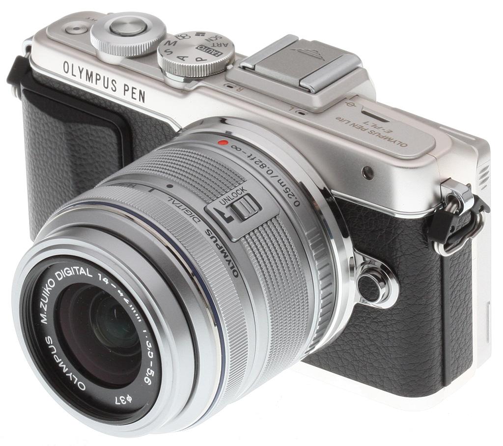Olympus Pen E-PL7: качество съёмки | Часть 1 — программный автомат и «зелёный» режим - 1