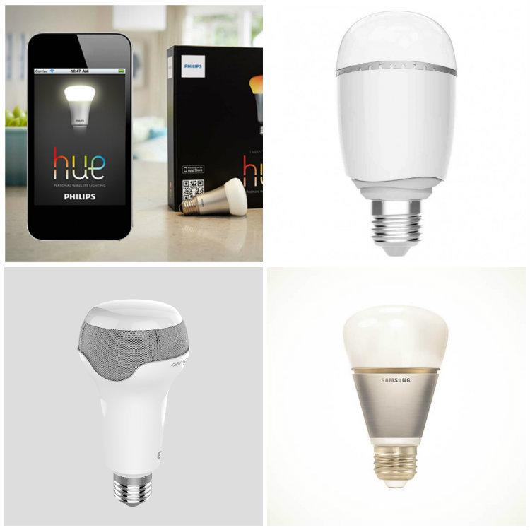 Smart лампочка с Wi-Fi репитером — удобная технология для умного дома или офиса - 1