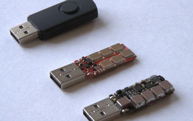 USB Killer создан для того, чтобы уничтожать устройства с USB-портами